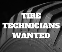 Wanted Experienced Tire Technician