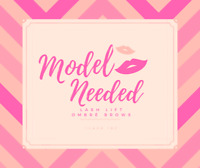 Model Needed for Free Ombre Powdered Brows!