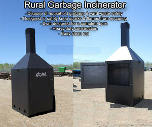 Incinerators kijiji in saskatchewan buy sell save for Household incinerator design