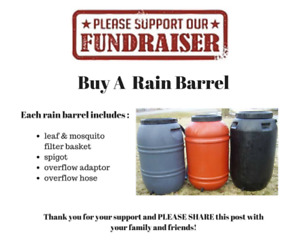 Rain Barrels and accessories