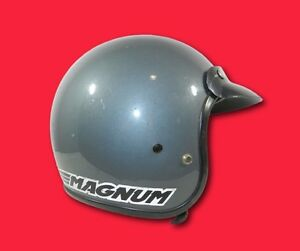 WANTED/RECHECHE Old BELL MAGNUM motorcycle / Snowmobile Helmets