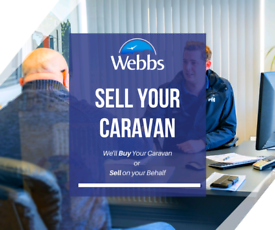 Quality Used Caravans Wanted
