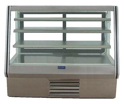 Coolman Commercial Refrigerated High Bakery Display Case 72