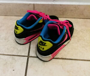 Nike ( Air Max ) shoes for girls.