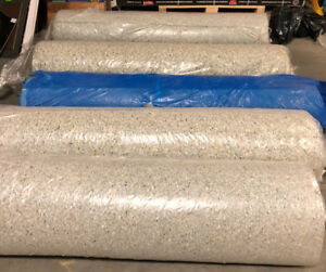 CLEARANCE PRICES! CARPET UNDERPAD 10MM - 30 SYD / 320Sf / Roll