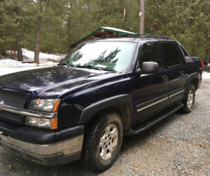 2004 Chevrolet Avalanche 1500 4x4 *AS IS*