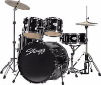 Complete New Drum Kit - (Christmas Layaway Plans Available)
