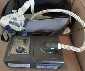 Lightly used CPAP machine