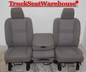 Dodge Ram 08 Truck Cloth Seats and Console
