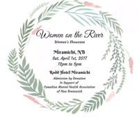 Seeking vendors for Women on the River Showcase