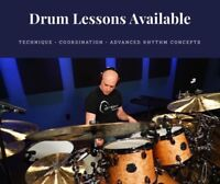 Drum Lessons - Want to become a better drummer?