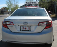 Shawnessy Driving School Winter Special $450+GST