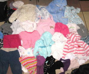 Lot of 3-6 month Baby Clothes in very good condition