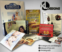 **Graphic Designer for Hire!**