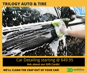 Spring car cleaning 49.99