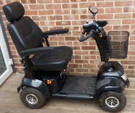 2018 CareCo Daytona XLR 8mph Mobility Scooter ***READ DESCRIPTION***