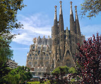 10 days in Barcelona with flights from Saint John from CA $1,950