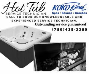 HOT TUB Service technician