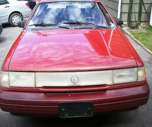 1992 Mercury Topaz  //SOLD Pending pickup //