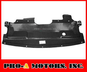NEW ENGINE UNDER COVER / LOWER SPLASH GUARD FOR NISSAN ALTIMA / QUEST / MAXIMA