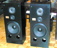 BIG and POWERFULL PIONEER SPEAKERS CS-R580 of 150 watts