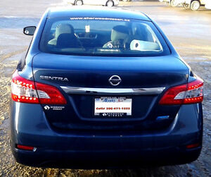 "LOOKs  NEW -  ""2015 NISSAN SENTRA""  -  LADY DRIVEN - NO ACCIDENT"