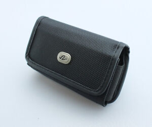Mobile Phone Pouch/Holster/Case with Metal Belt-clip