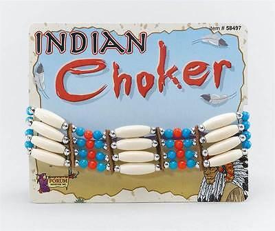 INDISCHE CHOKER DELUXE COLLIER, ZUBEHÖR - Indische Kostüm Zubehör