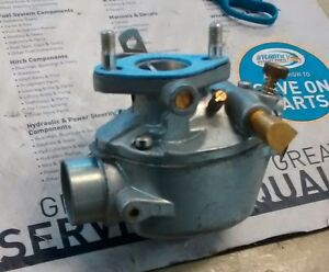 New 181643M91 181644M91 Massey Ferguson TE20 TO20 TO30 Carburetor