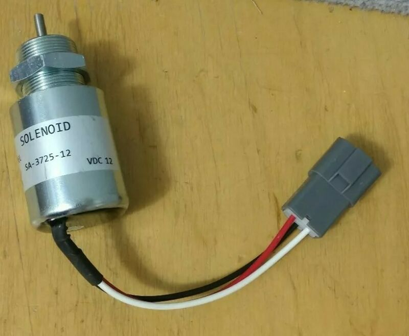 Solenoid SA-3725-12 for Tractor