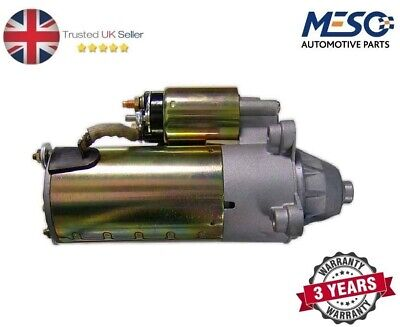 BRAND NEW STARTER MOTOR FITS FOR MAZDA 121 Mk III 1.8 D 1996-2003