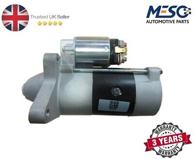 BRAND NEW STARTER MOTOR FITS FOR MAZDA B-SERIE (UN) 2.5 D / TD 4WD 1998-2006