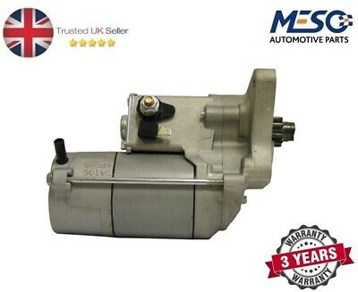 BRAND NEW STARTER MOTOR FITS FOR MAZDA B-SERIE (UF UN) 2.5 D 4WD 1996-2006