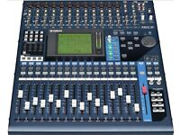 Yamaha 16 channel 01V96 Mixing Desk (for studio and live with firewire, optic, usb)