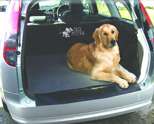 CAR BOOT LINER / PROTECTOR FOR PETS, DOG, DIRT COVER MAT & WATER RESISTANT