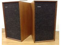 Goodmans Minister SL Vintage Monitor Speakers - excellent condition. Delivery possible