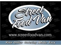 STREETFOODVAN Self Employed Operators Required ( CAMBRIDGE & SURROUNDING AREAS )