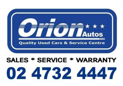 Orion Autos Penrith