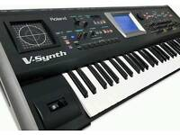 Roland V synth 2.0 keyboard