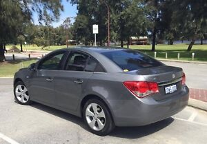 2009 Holden Cruze Sedan Rivervale Belmont Area Preview