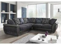 SHANNON CORNER OR 3+2 FABRIC SOFA FOR SALE