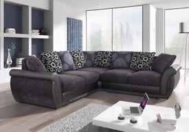 Brand New Bailey Corner Sofa/3+2 Couch