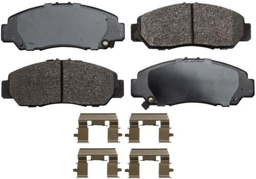 Disc Brake Pad Set-ProSolution Semi-Metallic Brake Pads Rear fits 2003 Dakota