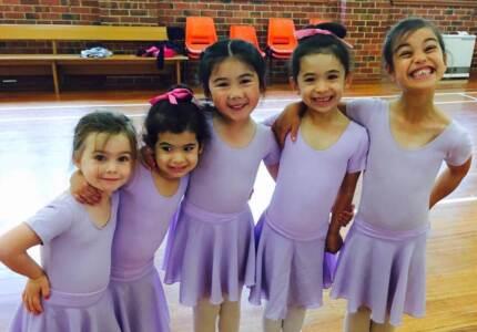 Beaumaris Beginner Ballet,Tap and Jazz Dance Classes