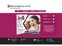 Virtual Receptionist - Call Handling and Telephone Answering Services From Messenger4U