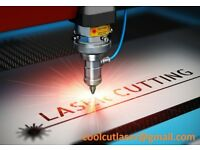 Laser cutting and engraving services. Folding available - up t o12 mm steel ally and stainless.