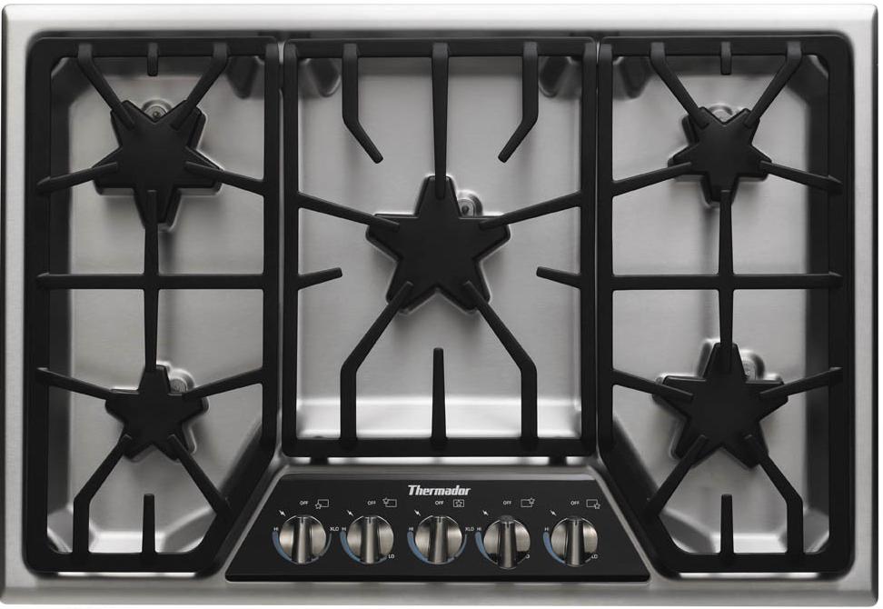 sgsx305fs masterpiece series 30 inch gas cooktop