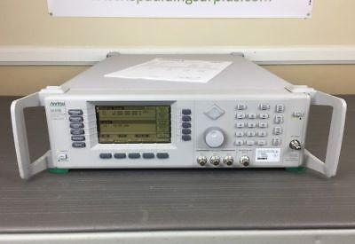 Anritsu 68369b 10mhz - 40ghz Synthesized Signal Generator W Opts 2b11 - Cald
