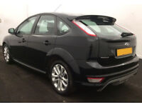 2010 FORD FOCUS 1.6 TDCI ZETEC S GOOD / BAD CREDIT CAR FINANCE FROM 24 P/WK