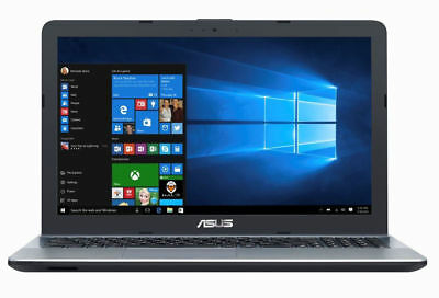 """ASUS F541NA-GQ386T 15,6"""" HD entspiegelt Intel N3350 1TB 8GB WIN10 NEU OVP"""